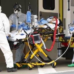 Coronavirus: Italy's Death Toll Exceeds 11,000, 812 Die in 24 Hours
