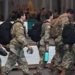 First American Service Member Dies from Coronavirus