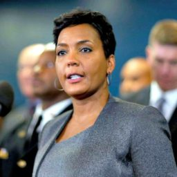 Atlanta Mayor Excoriates Rioters: 'You Are Disgracing the Life of George Floyd'