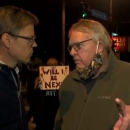 Watch: Impassioned Minneapolis Shopping Center Owner — 'If Their Governor and the Mayor Are Not Going to Take Care of This Problem, People Will""
