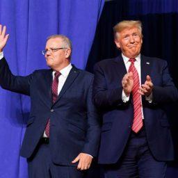 Aussie PM Scott Morrison Backs 'Straight Up' Donald Trump: A Man of Faith