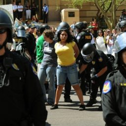 DACA Illegal Aliens Among 200 People Arrested in Phoenix, Arizona Riots