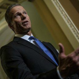 Thune: Trump Needs to Listen to Protesters with 'Humility and Respect'