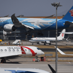 Trump Administration Bars Chinese Passenger Planes from Entry