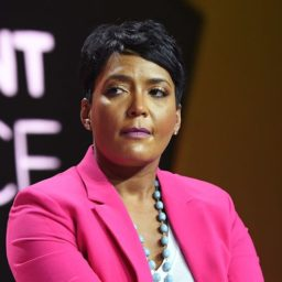 Atlanta Mayor Bottoms: 'Delusional' Trump 'Has Done Nothing for African-Americans'