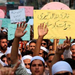 Pakistan Teen Hailed as 'Holy Warrior' for Killing U.S. Blasphemy Suspect