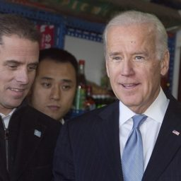 Biden Vows to Hold China Accountable amid Scrutiny of Son's Beijing Ties