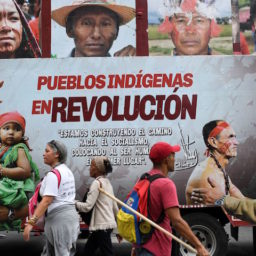 Caruzo: Maduro's War on Indigenous Venezuelans: Erasing from Public Spaces, Stripping Voting Rights