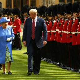 Poll: Trump AND Biden Voters Agree UK is Closest U.S. Ally