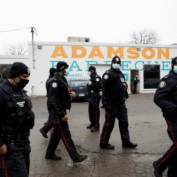 BBQ Rebellion: Restaurant Owner Arrested After Days of Defying Toronto Lockdown
