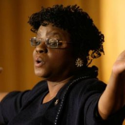 Democrat Gwen Moore to Vote by Proxy After Voting in Person with Coronavirus