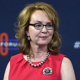 Gabby Giffords: 2021 Goal Is to Push Gun Control via 'Powerful Platforms' in Hollywood