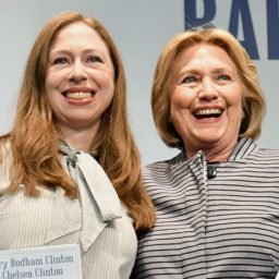Hillary Clinton & Chelsea Developing TV Series About All-Women Kurdish Militia that Fought ISIS