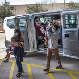 Millions of Americans Remain Under Coronavirus Restrictions as Border Crossers Testing Positive Travel in U.S.