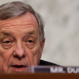 Dick Durbin Praises George W. Bush: 'Bless You' for Amnesty Op-Ed