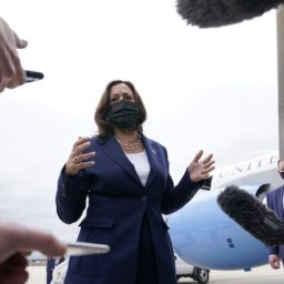 Kamala Harris Goes 44 Days Without Visiting Southern Border or Holding Border Crisis Press Conference Since Given Responsibility