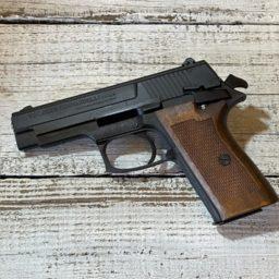 Vincenzo Bernardelli P-018 9mm Italian Police Pistol