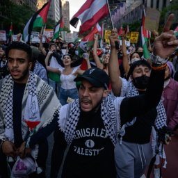 SHOCKING: Anti-Israel Activists in NYC Call for Violent 'Intifada, Revolution,' Israel's Demise