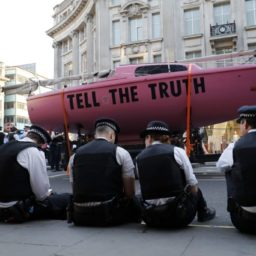 Delingpole: Britain's Police Are Now the Paramilitary Wing of Extinction Rebellion