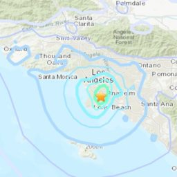 Southern California Rattled by 4.3 Magnitude Earthquake